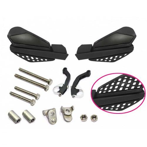 Комплект защиты рук для квадроцикла Черный MX-12027BK