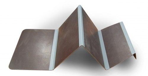 Изготовление пол-книги в лодку пвх: фанера 9мм 280-330