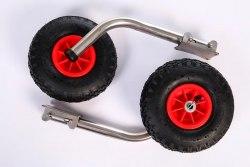 Транцевые колеса быстросъемные