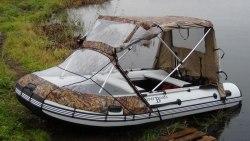 "Тент трансформер ""Комби"" на лодку пвх 300-325"