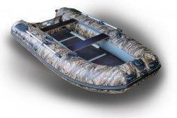 Лодка Amazonia Alligator 310 LUXE FORESTER