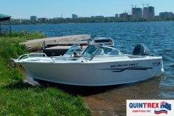 Лодка Quintrex 510 Cruiaseabout