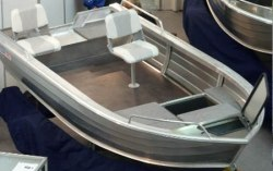 Лодка Quintrex 480 Top Ender