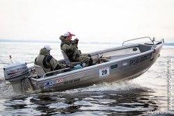 Лодка Quintrex 420 Top Ender