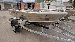 Лодка Quintrex 350 Dart