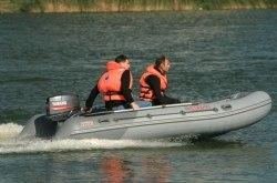 Лодка Посейдон Касатка 365