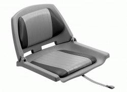 Кресло складывающееся серое INDUSTRIAL Co., Ltd C12508