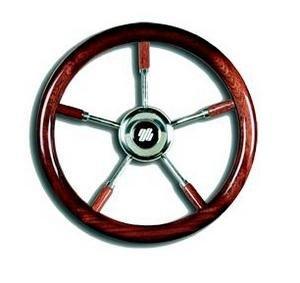 Руль v.66 Красное дерево