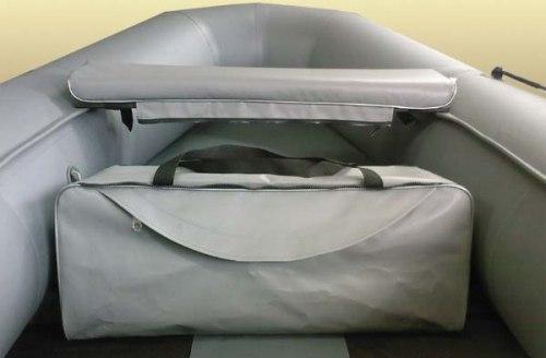 Мягкая накладка с сумкой 700х200