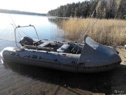Лодка Посейдон Титан 440