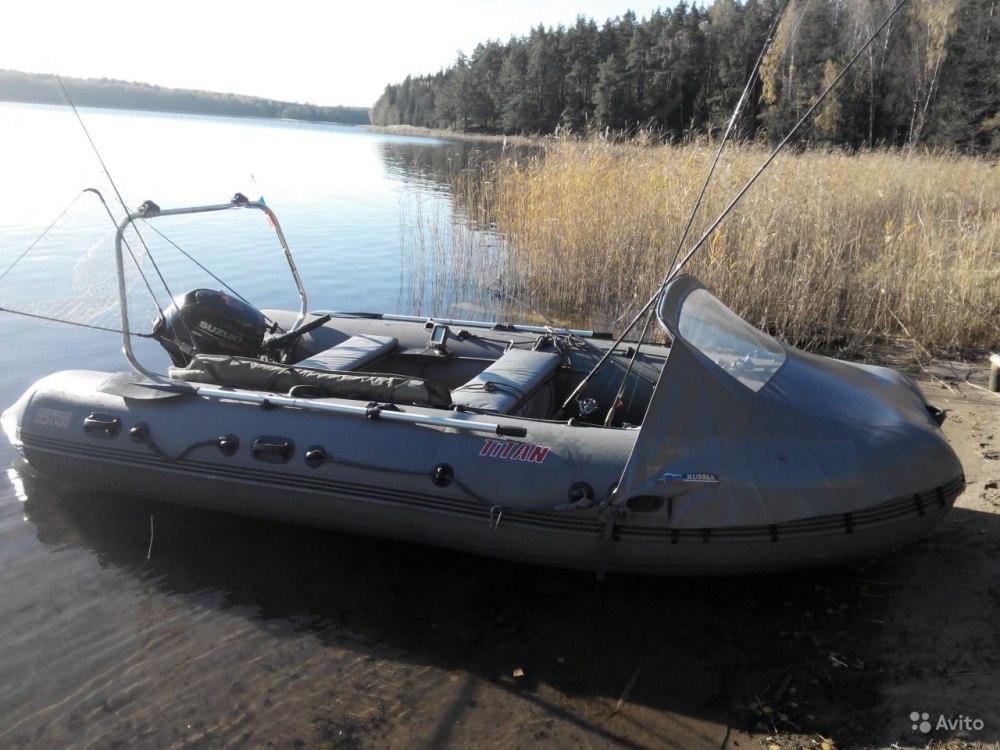 лодки пвх в красноярске посейдон