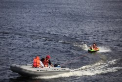 Лодка ПВХ Посейдон Титан 480