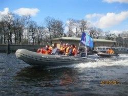 Лодка Посейдон 500