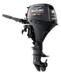 Лодочный мотор SUZUKI DF9,9B SUZUKI MOTOR CORPORATION