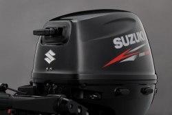 Лодочный мотор SUZUKI DF15A SUZUKI MOTOR CORPORATION