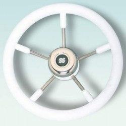 Колесо рулевое V.52W белое ULTRAFLEX V.52W