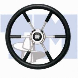 Колесо рулевое V.53B черное ULTRAFLEX V.53B
