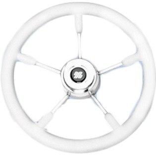 Колесо рулевое V.57W белое ULTRAFLEX V.57W