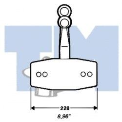 Контроллер двухрычаговый ULTRAFLEX B49