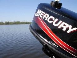 Лодочный мотор Mercury ME 5M Mercury Marine