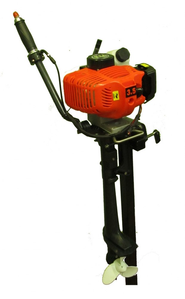 лодочный подвесной мотор волжанин-052