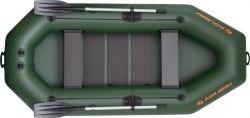 Гребная надувная лодка Kolibri К-260Т