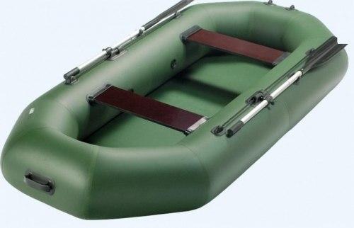 Гребная лодка АКВА-Мастер 260