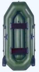 Надувная гребная лодка ПВХ АКВА-Оптима 260 НД