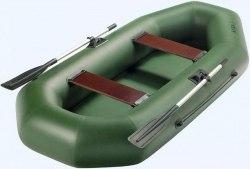 Надувная гребная лодка АКВА-Оптима 260