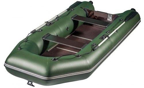 Надувная моторная лодка АКВА 3200 С