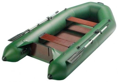 Надувная моторная лодка АКВА 290 С