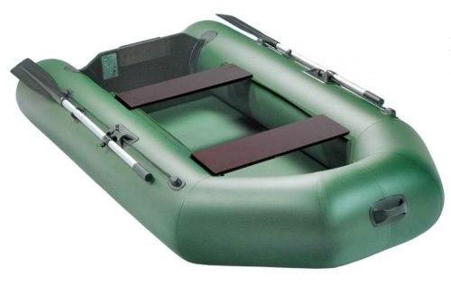 Надувная моторная Лодка АКВА 2600