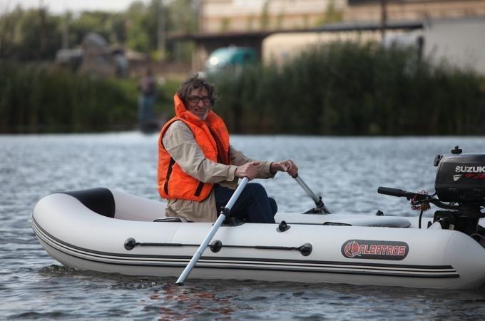 купить лодку пвх финскую