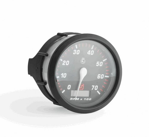 Тахометр со счетчиком м/часов ULTRAFLEX 63199J