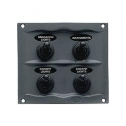 Панель переключателей Easterner 900-4WP
