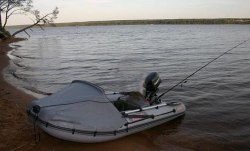 Лодка Посейдон Смарт 330 LE