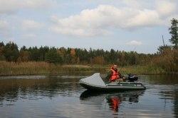 Лодка Посейдон Смарт SMK 290 SL