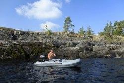 Лодка Посейдон Смарт SM 290 SL