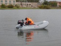 Лодка Посейдон Смарт SM 270 SL