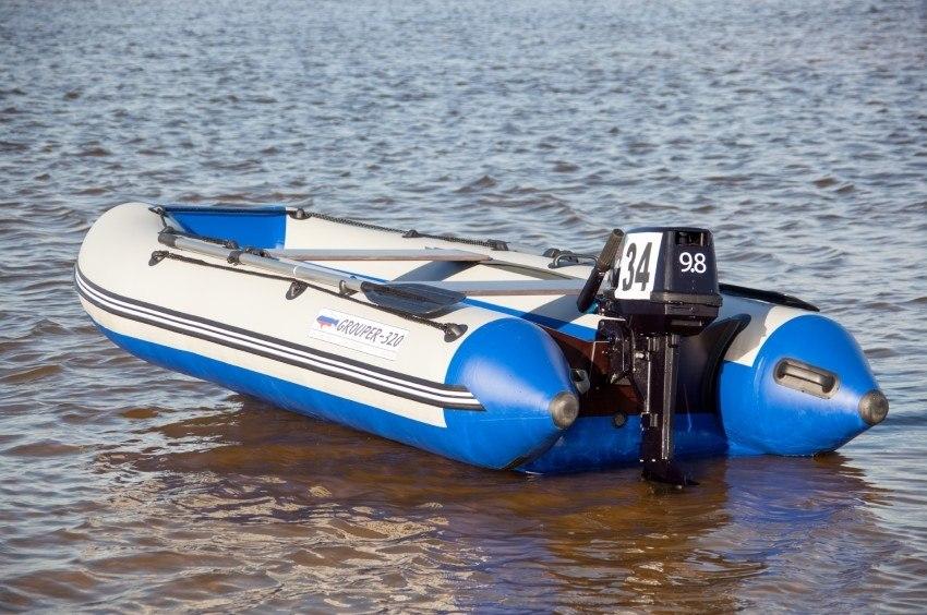 лодки групер от производителя
