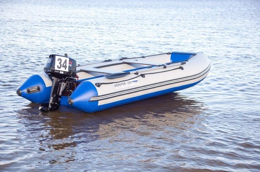 лодочный мотор до 15000р
