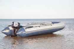 Лодка Групер 380