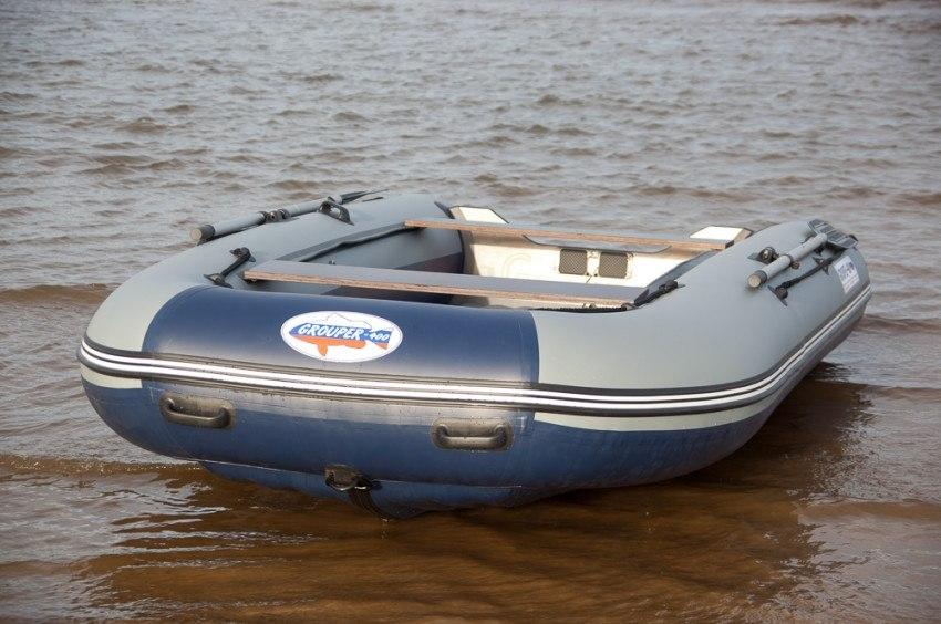 питерские лодки групер