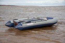 Лодка Групер 400