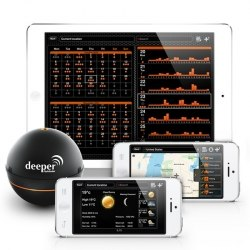 Эхолот Deeper Smart Fishfinder 3.0 Bluethoth