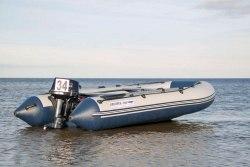 Лодка Групер 340