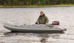 Лодка Кайман 380