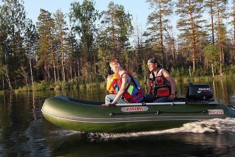 лодка посейдон 520 характеристики