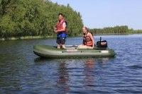 Лодка Посейдон Викинг 320 LS