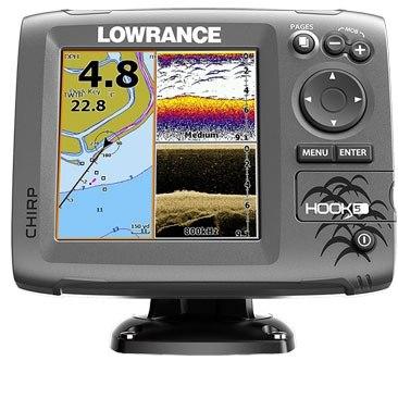 Эхолот Lowrance Hook 5